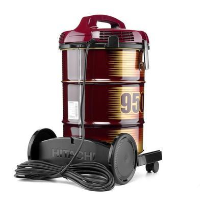 Hitachi Vacuum Cleaner 18L 2000W Red - eXtra Saudi