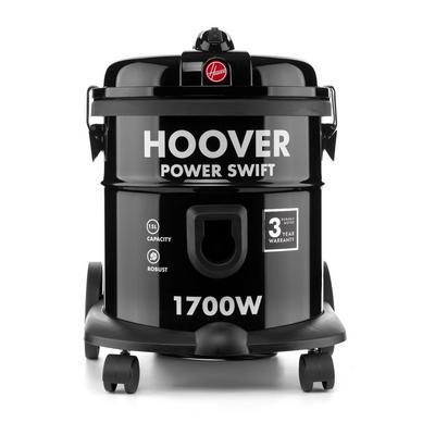 مكنسة هوفر برميل قدرة 1700 واط وبسعة 15 لتر – HT85-T0-ME
