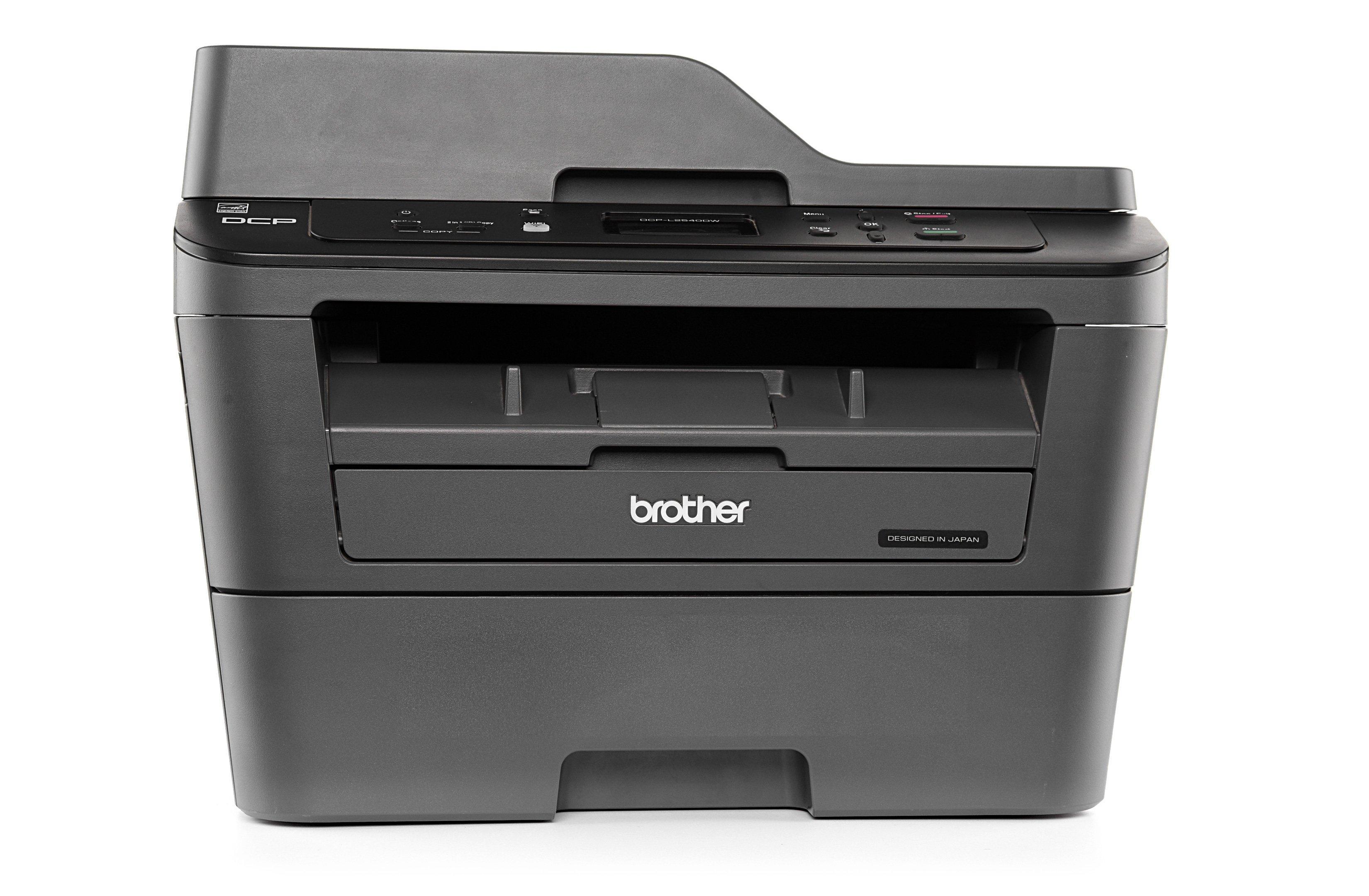Brother DCP-L2540DW Laser Printer, Black/White - eXtra Saudi