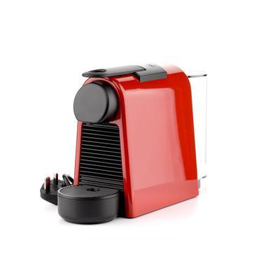 نسبرسو ايسينزا مينى صانعة قهوة, أحمر - اكسترا السعودية