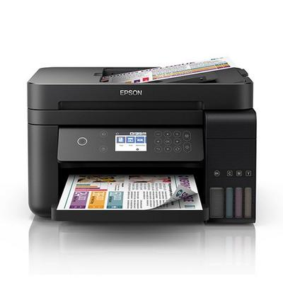 Epson AIO Ink Tank Printer WiFi With ADF 33ppm Black - eXtra