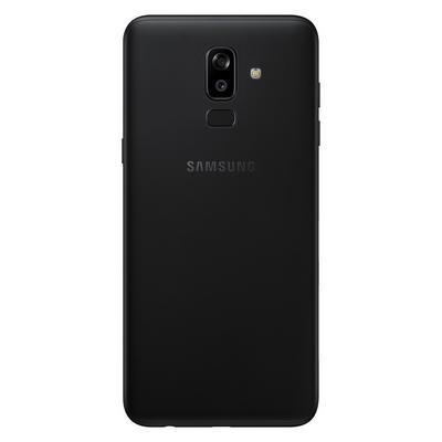 Samsung Galaxy J8 64gb Black Extra Saudi