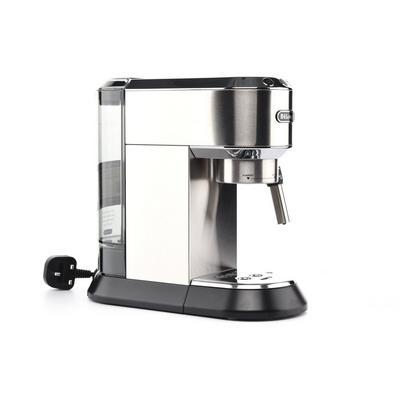 ديلونجي ماكينة لإعداد القهوة بأنواعها اسبريسو كابتشينو ولاتيه اكسترا السعودية