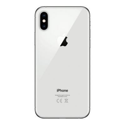 أبل أيفون إكس إس ماكس 64 جيجا فيس تايم فضي اكسترا السعودية