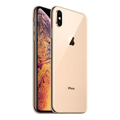 iPhone XS Max, 256GB, FaceTime, Gold - eXtra Saudi