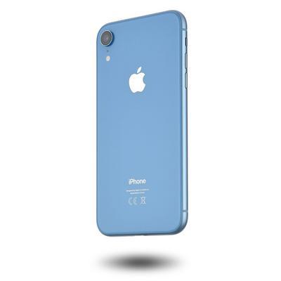 أبل أيفون إكس أر 128 جيجا أزرق اكسترا السعودية