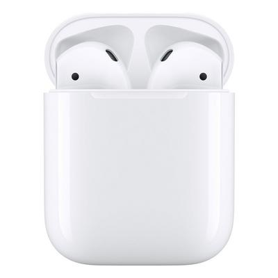Apple Airpods 2nd Gen With Charging Case White Extra Saudi