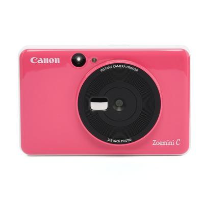 كاميرا فورية و طابعة الصور المدمجة زوي ميني سي من كانون – وردي