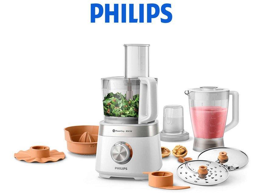 فيليبس محضرة الطعام متعددة الوظائف ، HR7530-01