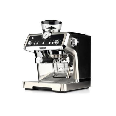 ديلونجي ماكينة تحضير القهوة والاسبرسو 1450 واط, 2 لتر, مطحنة مدمجة, تصميم معدني - DLEC9335.M