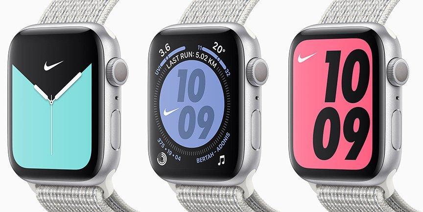 فتح صندوق واستعراض ساعة أبل الجيل السادس لعام ٢٠٢٠ Apple Watch Series 6 Unboxing Youtube