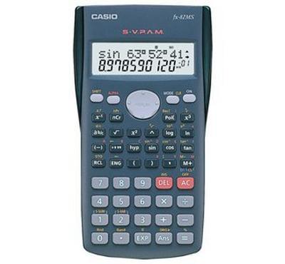 Casio-Scientific calculator