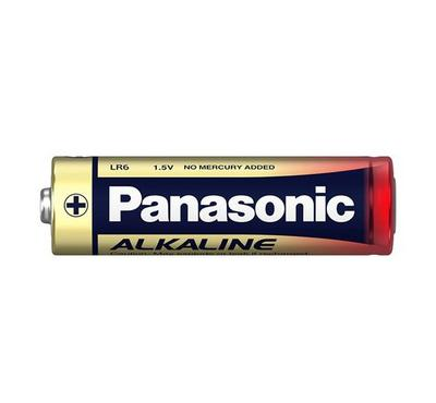 PANA BATTERY ALKALINE AA4 (PACK OF 4)