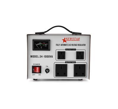 Stabilaizer 1000 W, Automatic Input