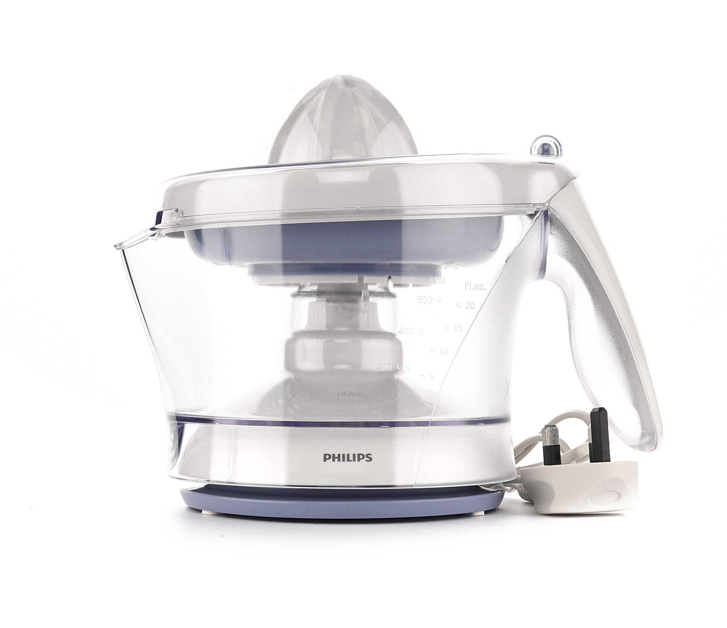 Philips, Juicer, 25 W, White