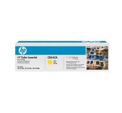 HP Color LaserJet CB542A Yellow Print Cartridge