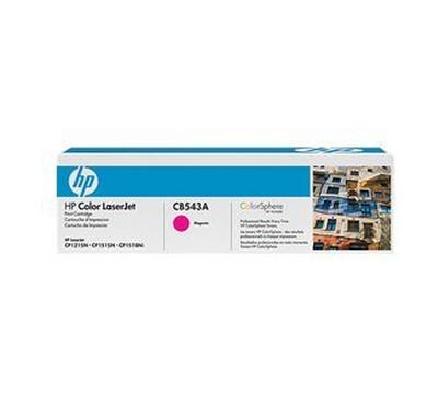 HP Color LaserJet CB543A Magenta Print Cartridge
