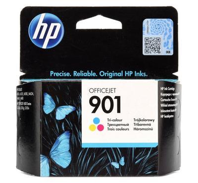 HP 901 TRI-COLOUE OFFICEJET INK CATRIDGE