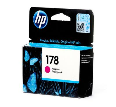 HP 178 Magenta Ink Cartridge