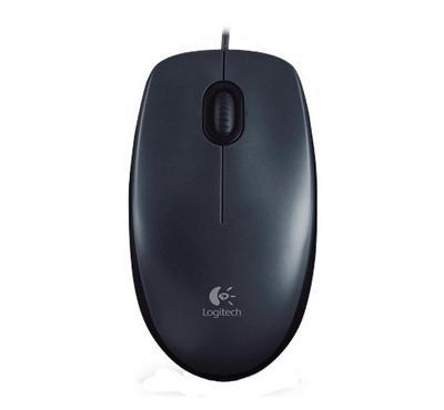 Logitech M90 Optical Mouse USB