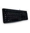 LOGITECH K120 USB WIRED STANDARD KEYBOARD