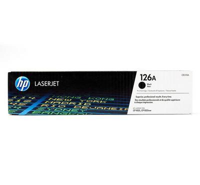 HP 126a Black Laserjet Print Cartridge