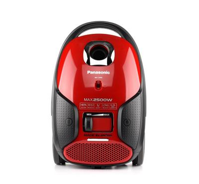 Panasonic Vacuum Cleaner, 2500 W, Red