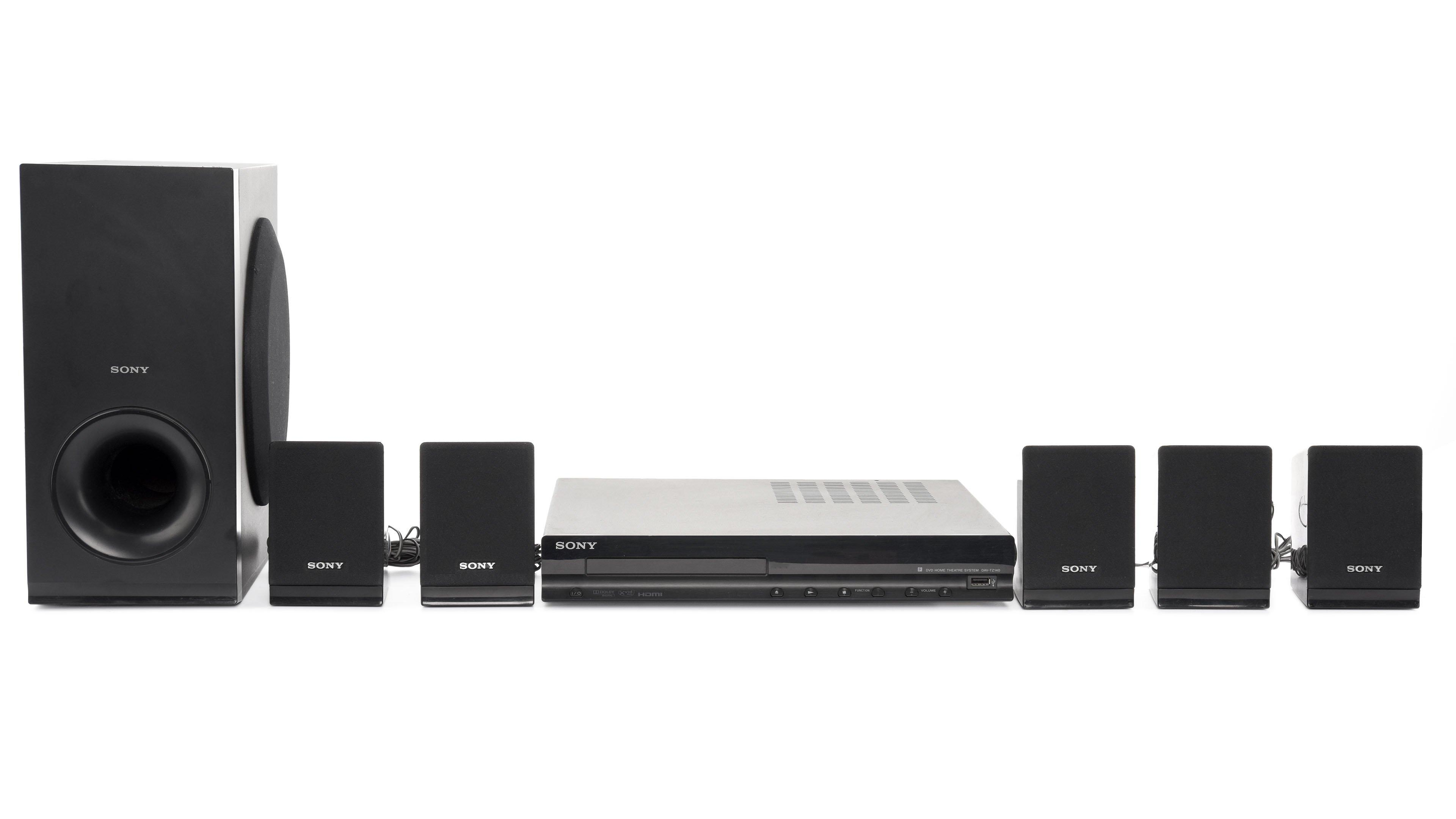 Sony Home Theater Dvd 5 1 Ch 300w Extra Saudi