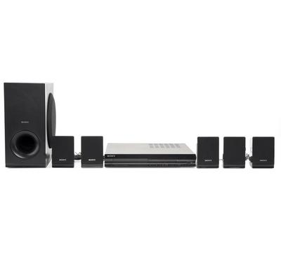 Sony Home Theater DVD 5.1 Ch, 300W