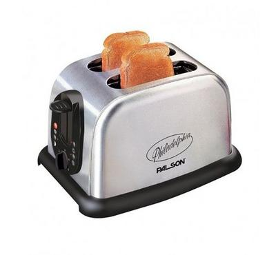 Palson Toaster Stainless Steel