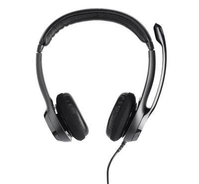 Logitech H390 USB Headset Wireless Over the head