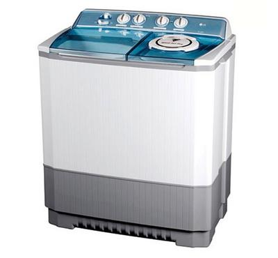 LG 10.5Kg  Plastic Body Semi Automatic 3 Washing Programs