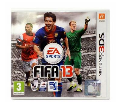 EA 3DS GAMES FIFA 13