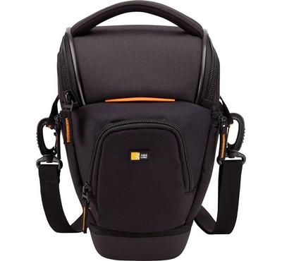 Case Logic, DSLR Camera Zoom Holster Bag Nylon, Black