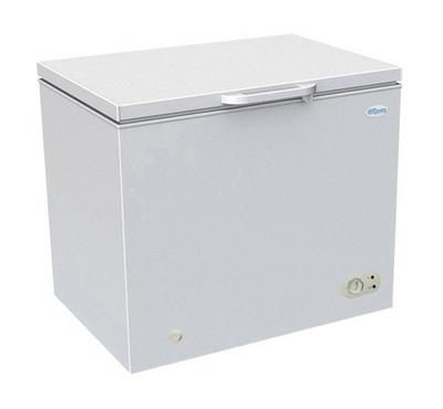 Super General Chest Freezer,220 L,White