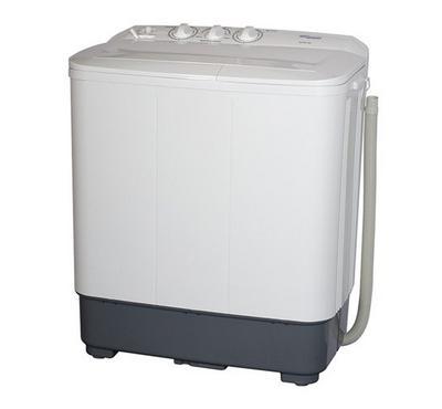 Super General Semi Automatic Washing Machine 10Kg, Rust-proof,