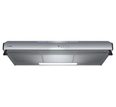 Bosch SERIE 4 90cm Traditional Cooker Hood 260m3/h 306W Stainless