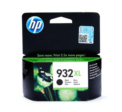 CN053AE--HP 932XL Black Officejet Ink Cartridge