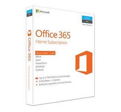 مايكروسوفت أوفس 365 هوم بريميوم إنجليزي