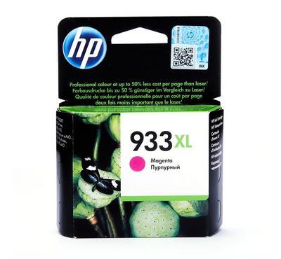 HP 933XL Magenta Officejet Ink Cartridge (CN055AE)