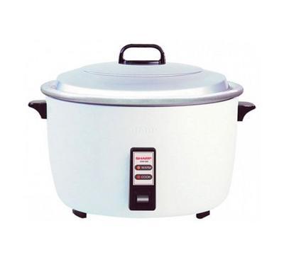 Sharp Commercial Rice Cooker 5L 1550W 220V
