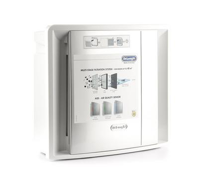 Delonghi Air Purifier, Gas and odour sensor
