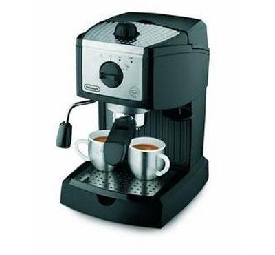 Delonghi Coffee Maker Stainless steel espresso
