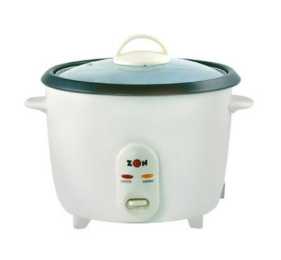 Zen 1.8L Rice Cooker 700W, Glass Lid