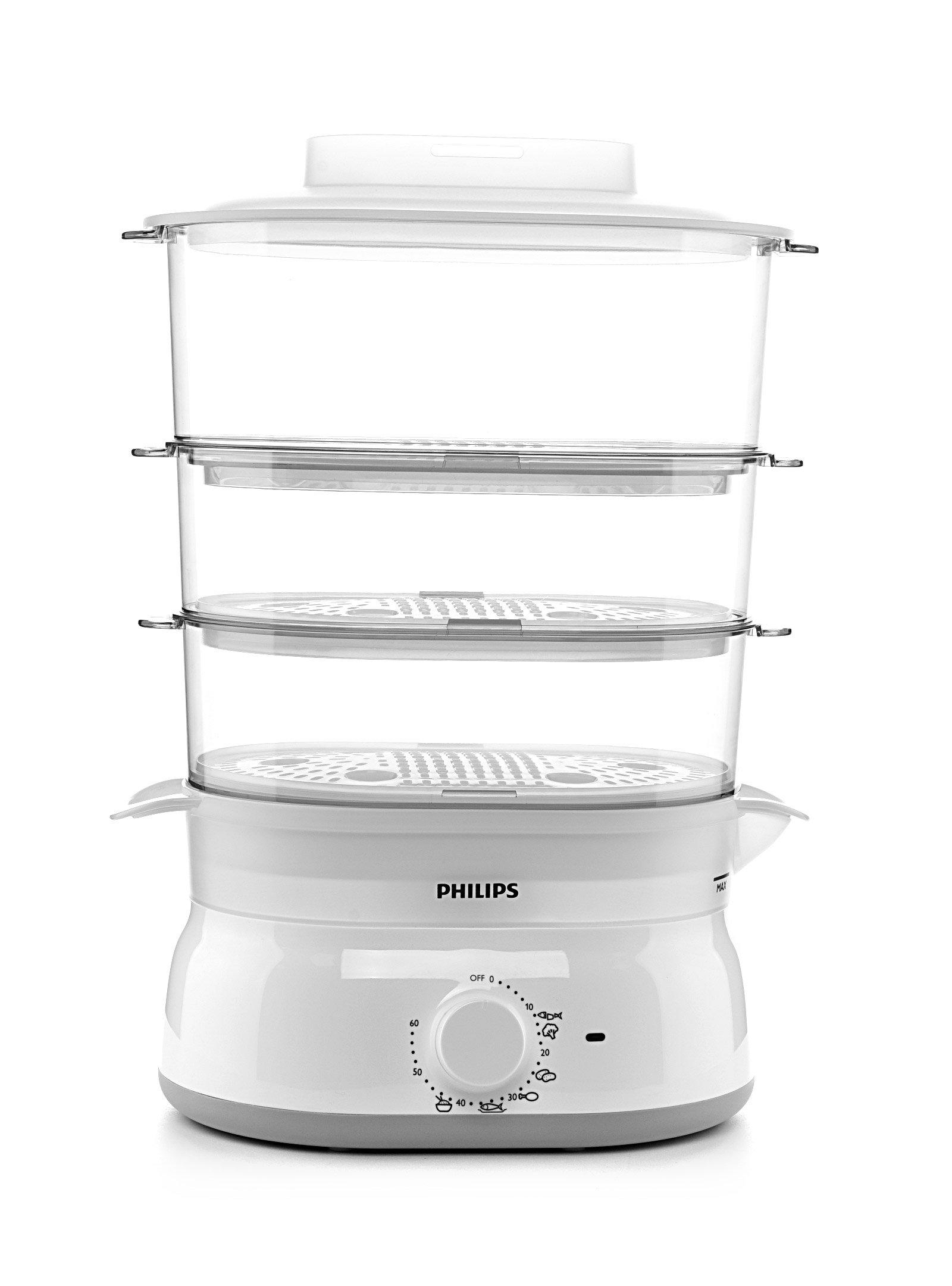 Philips Daily Collection 3Layer 9.0L Food Steamer
