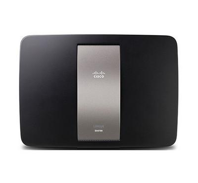Linksys 4Ports Smart Wi-Fi Router With 2USB, Black