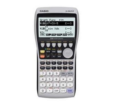 Casio-Graphing calculator