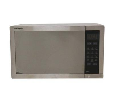 Sharp Microwave Oven with Grill 34L 1100W Stainless Steel
