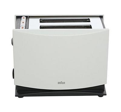 Braun MultiToast HT400 Toaster White