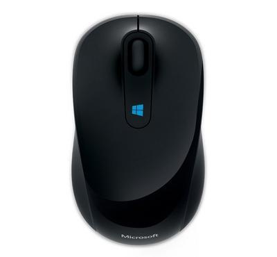 Microsoft 43U Sculpt Mobile Mouse Win7/8 EME,Black